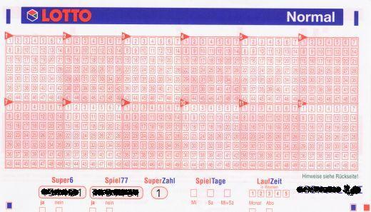 Oft Gezogene Lottozahlen